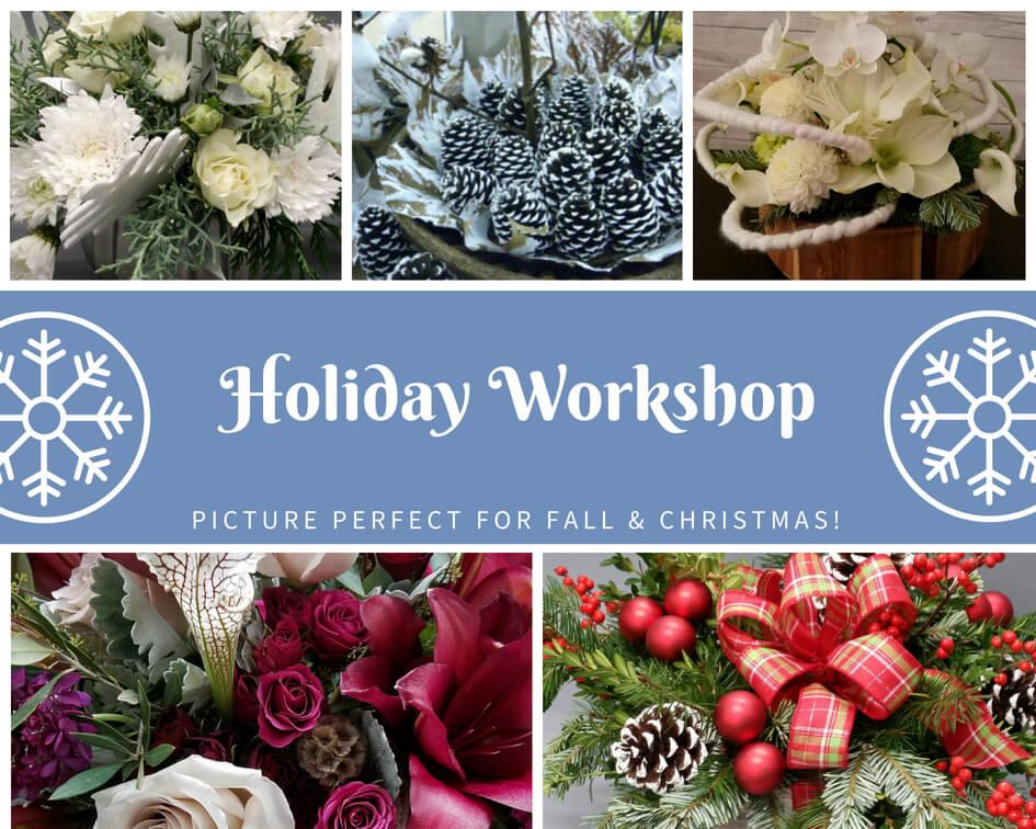 WUMFA Holiday Workshop