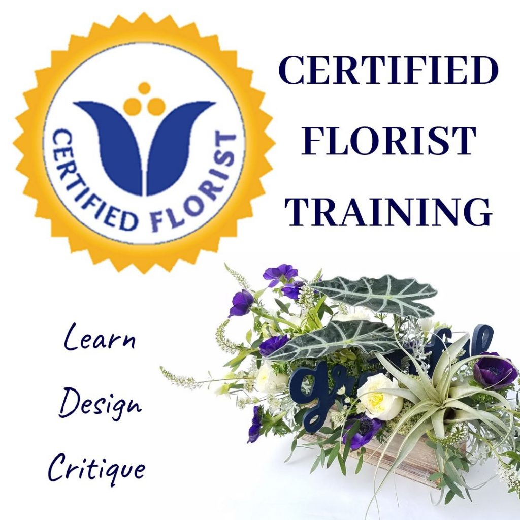 Certified Florist Training