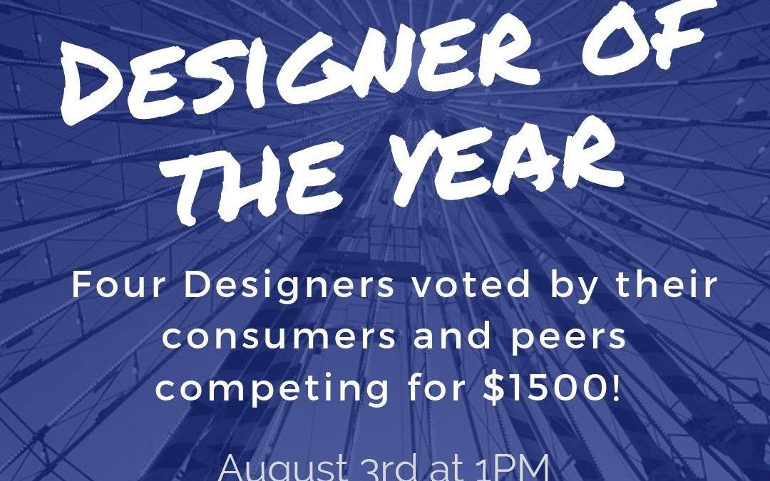 Wisconsin Designer of the Year Contest Set for Wisconsin State Fair, August 3